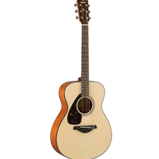 Yamaha  FS800 Concert Body Solid-Top Acoustic Guitar
